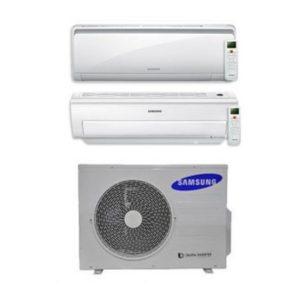 Migliori climatizzatori dual split a parete