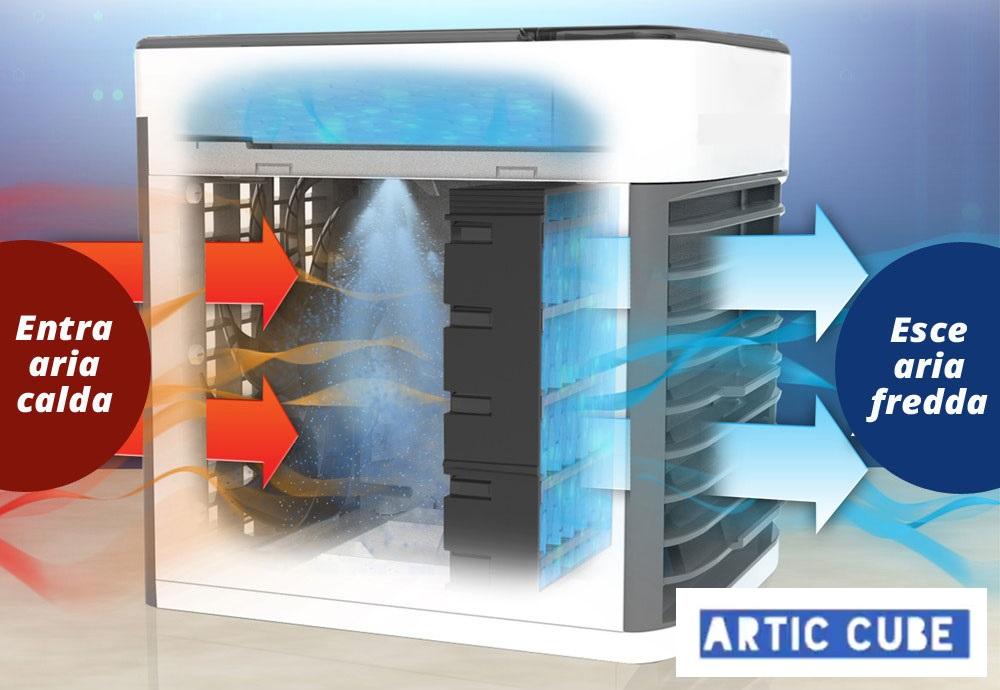 Artic Air Cube condizionatore
