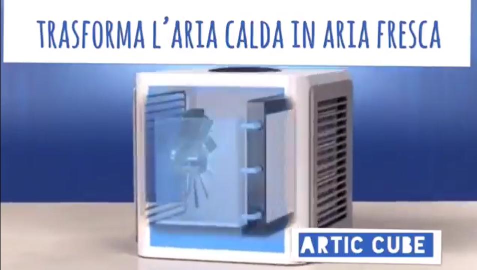 Opinioni Artic Cube
