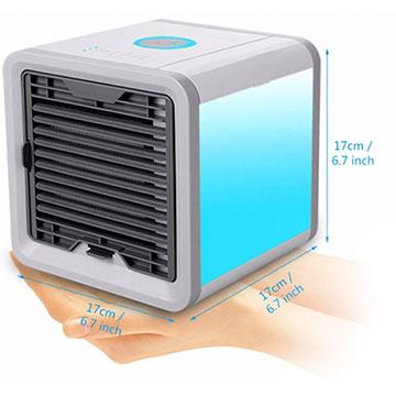 Arctic Cube dimensioni e caratteristiche tecniche